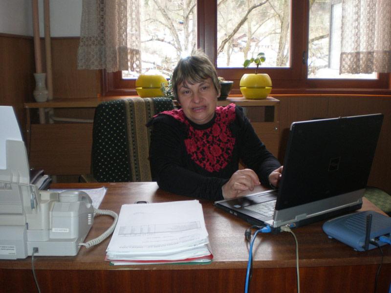 Маруся Бочукова - Директор на ОУ Широка лъка